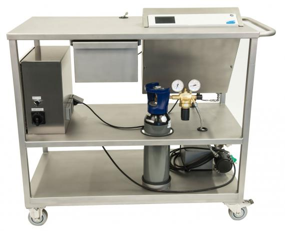 Insatech Pharma Pressure Calibration Rig - Pressure Gauge Calibrator for Pressure Calibration Equipment
