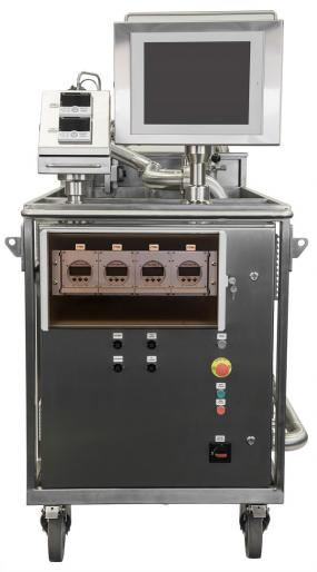 Insatech Pharma Flow Calibration Rig Front