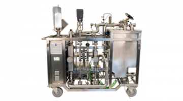 Insatech Pharma Flow Calibration Rig for Flow Meter Calibration