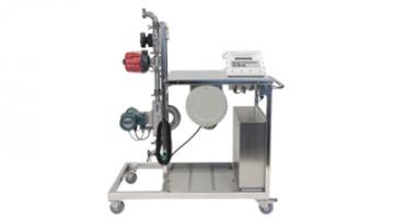 Insatech Pharma Quantity Calibration Rig for Load Cell Calibration